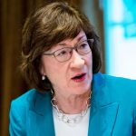 Maine Republican Sen. Susan Collins